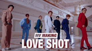 EXO [LOVE SHOT] MV MAKING '자켓 메이킹 현장'
