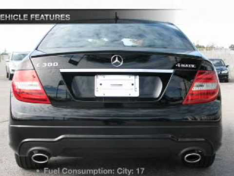 2012 mercedes benz c class manchester nh youtube for Mercedes benz manchester nh