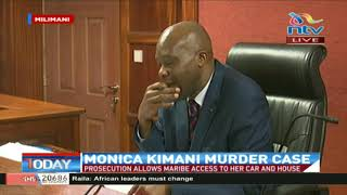 Monica Kimani murder case: Prosecution allows Maribe to access her car and house