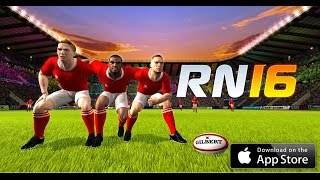 Rugby Nations 16 [Android/iOS] Gameplay (HD)
