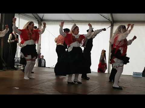 Grupo Folclórico de Ganfei Valença Sabores  da Aldeia 2019