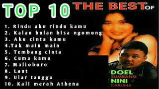 Top 10 Doel Sumbang dan Nini Carlina