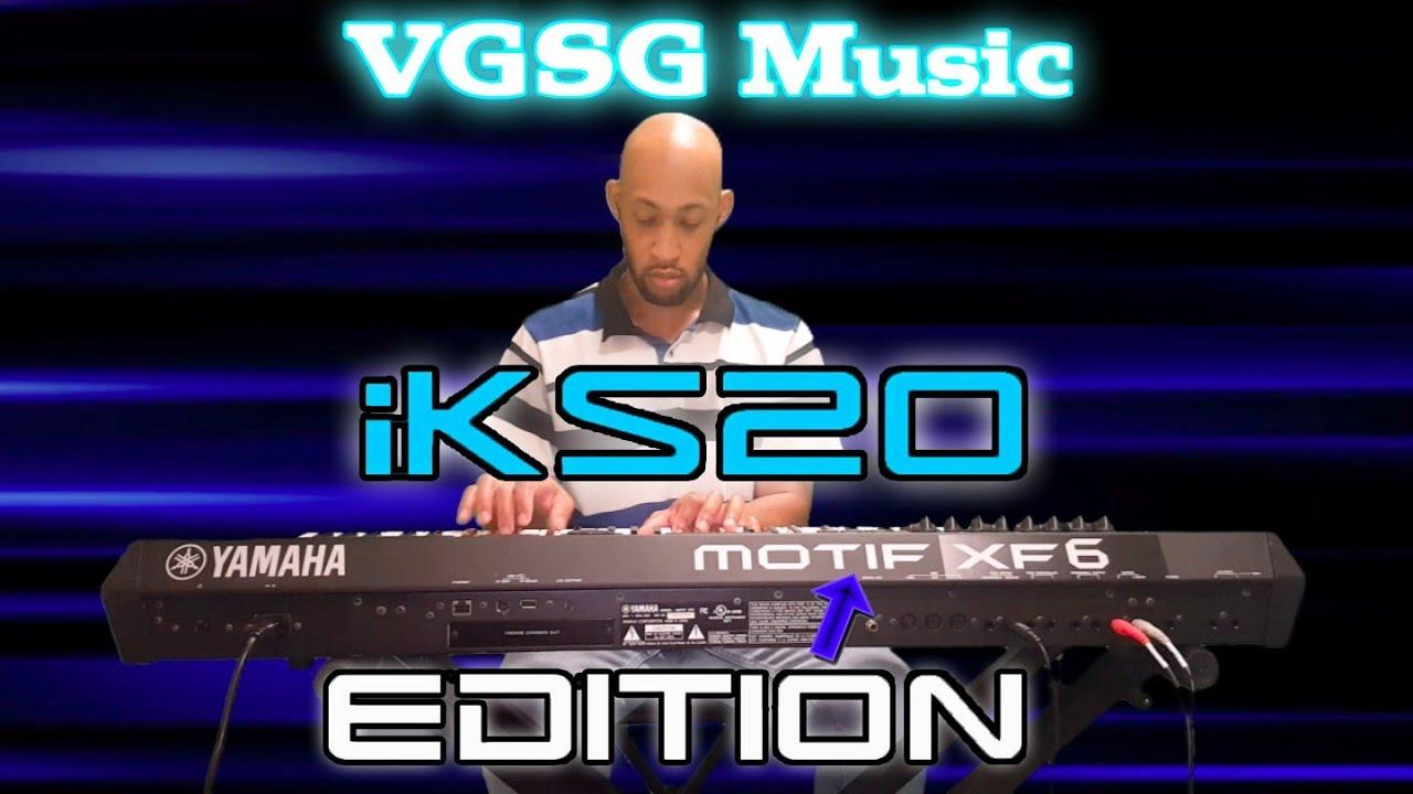 VGSG's iKS20 MOTIF Special Edition - VGSG Music