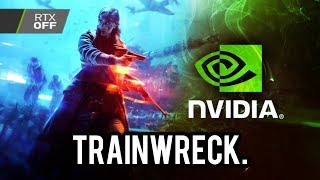 NVIDIA RTX WILL BE A DISASTER ON BATTLEFIELD V