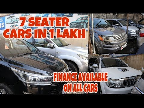 Toyota & Mahindra Cars In Just 1 Lakh | Monsoon Offer | Fahad Munshi |