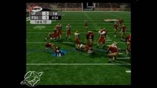 NCAA College Football 2K3 PlayStation 2
