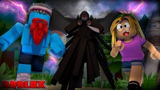 DEATH IS COMING FOR LITTLE KELLY !! Roblox w/ Sharky