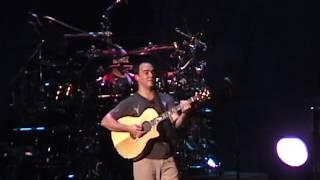 Dave Matthews Band - 11/30/05 - American Baby Intro / Dreamgirl - Assembly Hall - Champaign, IL