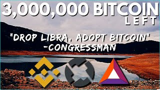 Only 3 MILLION BTC to be Mined   Binance BURNS $36 MILL BNB   Facebook Should Adopt Bitcoin   0x