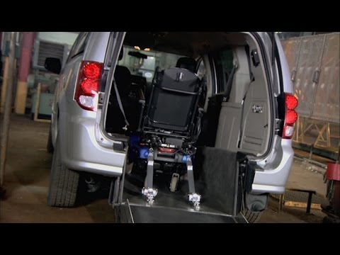 Wheelchair Accessible Van | How It's Made