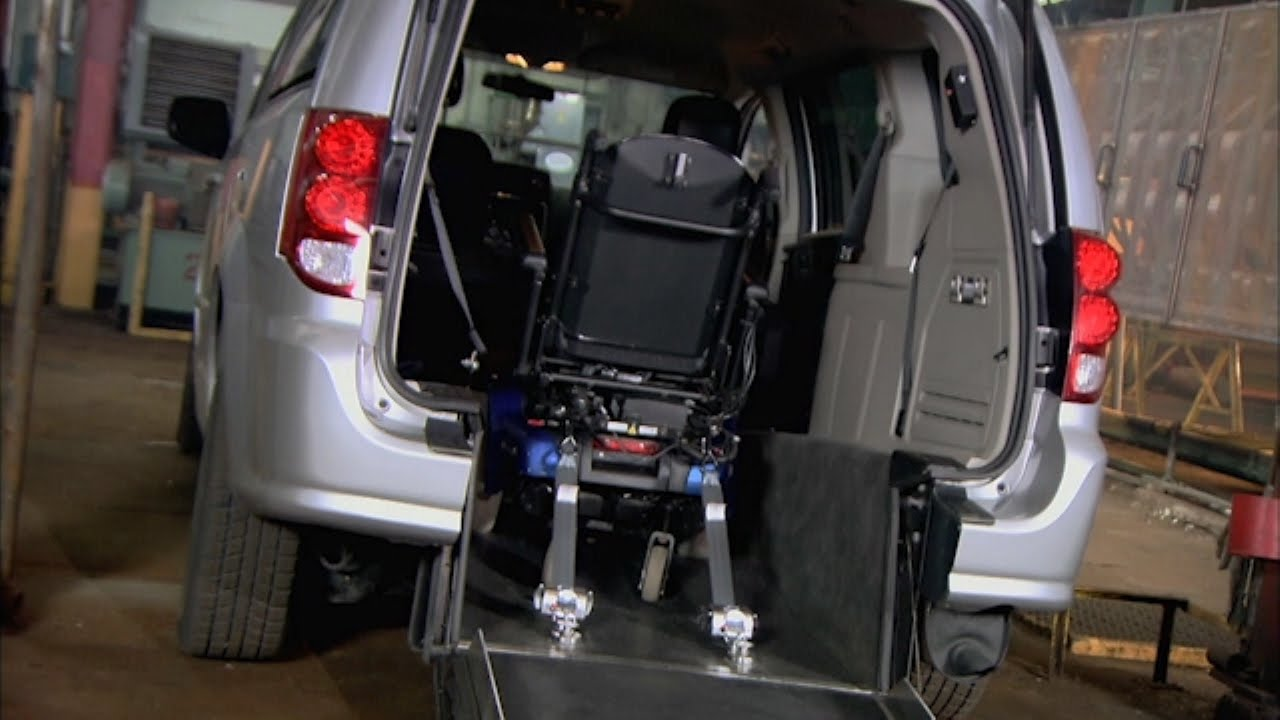 Wheelchair Accessible Vans >> Wheelchair Accessible Van How It S Made