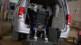 Wheelchair Accessible Van | How It's Made thumbnail