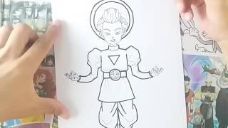 Como Desenhar DAISHINKAN - Dragon Ball Super