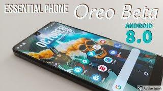 Essential Phone - Oreo Beta Android 8.0