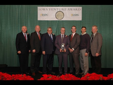 "ELPLAST America Inc.- ""Outstanding Business of the Year"" Iowa Venture Award"