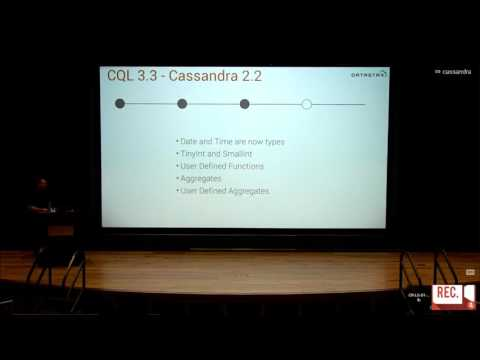 Data Modeling Evolved with Cassandra 3.0 with Patrick McFadin