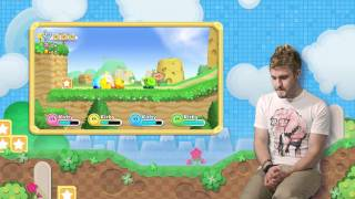 Video Review - Kirby's Return to Dreamland (TheBitBlock.com) (Video Game Video Review)