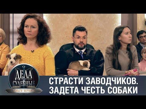 Дела судебные с Дмитрием Агрисом. Деньги верните! Эфир от 03.12.19