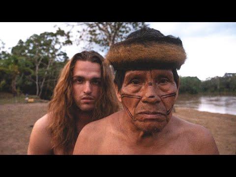 Los Shiwiar, indígenas guerreros de Amazonas