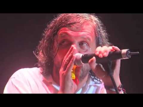 Emir Kusturica & The No Smoking Orchestra Live - Upside Down @ Sziget 2012