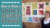 Quilt Design Wizard Beginner Friendly Software Youtube