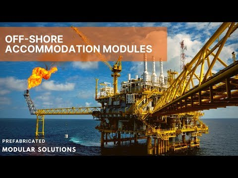 Dorce Offshore Accommodation Modules / Modular Living Quarters / Oil & Gas Camps