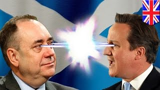 Scotland votes: Cameron makes last minute pleas as Independence referendum goes down to the wire