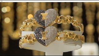 مجموعه اساور modern من صياغه ومجوهرات الكوثر