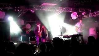 Surtsey Sounds and Uniquetunes - Camomile Tea (live 22.03.12)