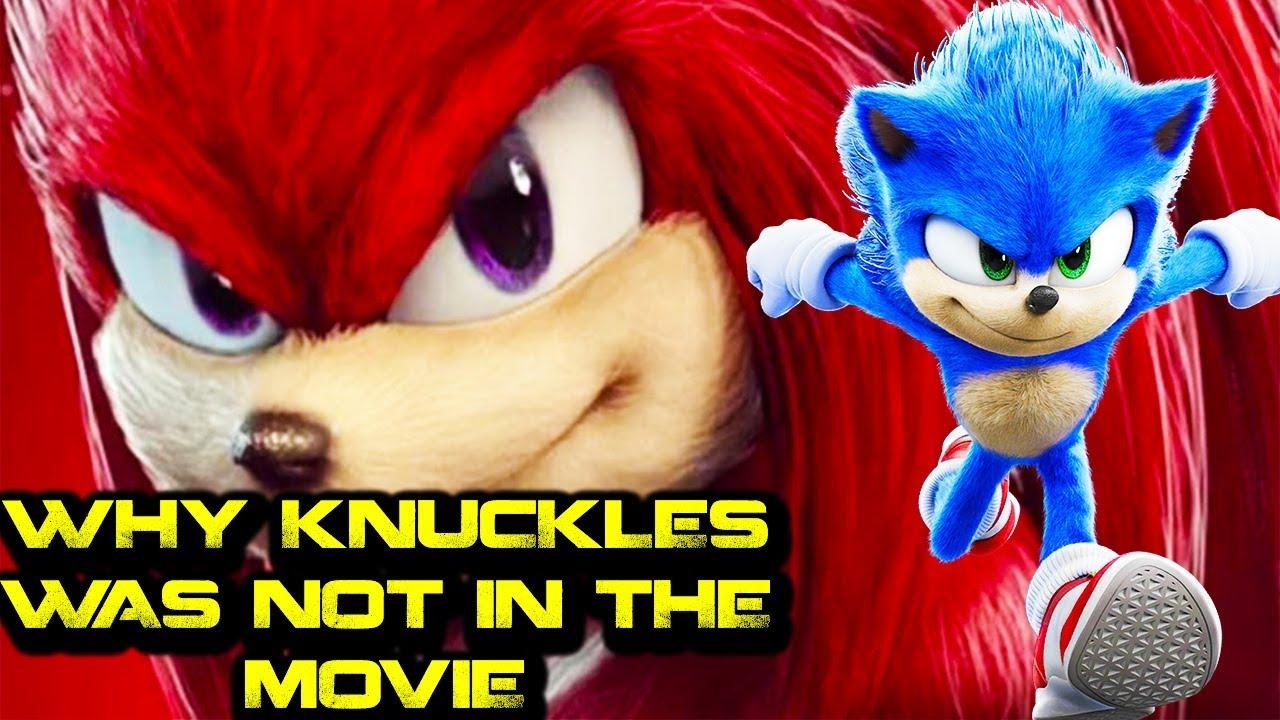 sonic the hedgehog movie knuckles clan