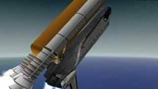 Space Shuttle Mission 2007 movie contest STS-26
