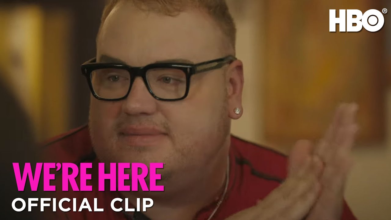 Download We're Here: Eureka and Free Mom Hugs (Episode 1 Clip) | HBO