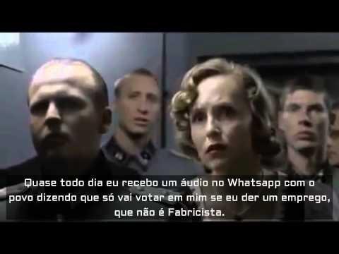 """""""A Queda"""" Em Pau dos Ferros-RN."""