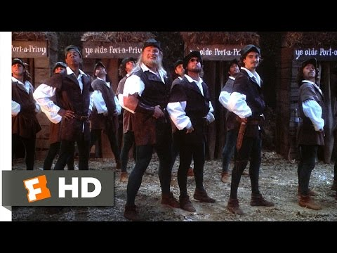 Robin Hood: Men in Tights (3/5) Movie CLIP – Men in Tights (1993) HD