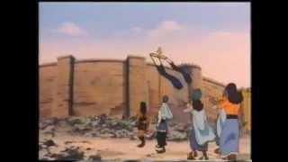 historias biblicas - la muralla de jerico - pelicula cristiana para niños