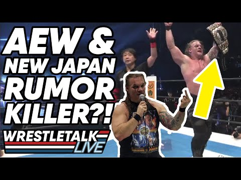 AEW & New Japan Relationship Rumor Killer! Wrestle Kingdom 14 Review! | WrestleTalk Live