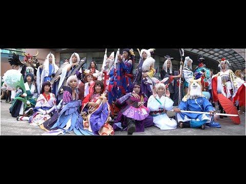 (CWT46) TAIWAN COSPLAY  Comic World Taiwan 46  08/06 IN 台灣大學體育館