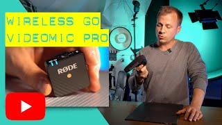 🎤 Rode Wireless Go VS Videomic Pro / Melyik mikrofont használjam videóimhoz? / Összehasonlítás