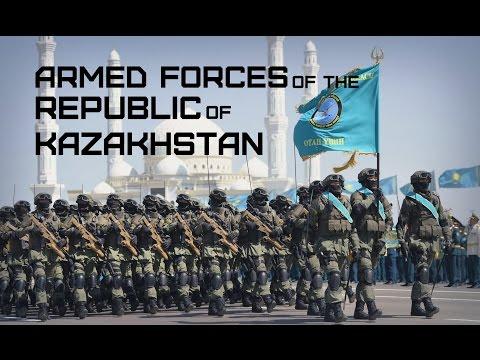 Armed Forces of the Republic of Kazakhstan 2015 • Қазақстанның Қарулы Kүштері
