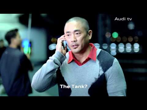 Audi Commercial - Where is the gas cap ?