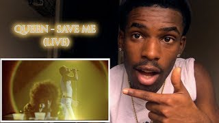 FIRST TIME WATCHING | Queen - Save Me (Live) | REACTION