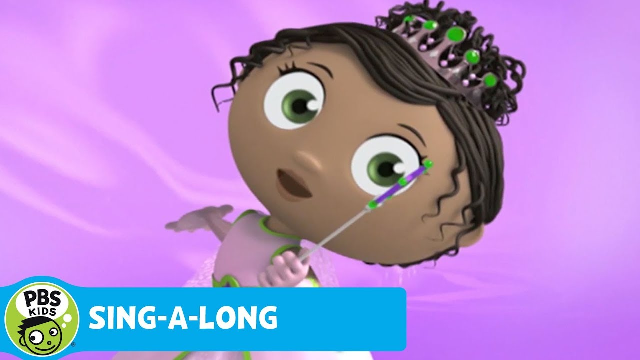 SING-A-LONG | Super Why!: I Love to Spell | PBS KIDS - YouTube