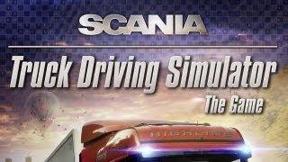 SCANIA Truck Driving Simulator Gameplay (HD)