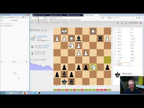Chess Cruncher TV 12 27 2017