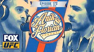 Chuck Mindenhall, Brian Stann, UFC Sao Paulo recap | EPISODE 172 | ANIK AND FLORIAN PODCAST