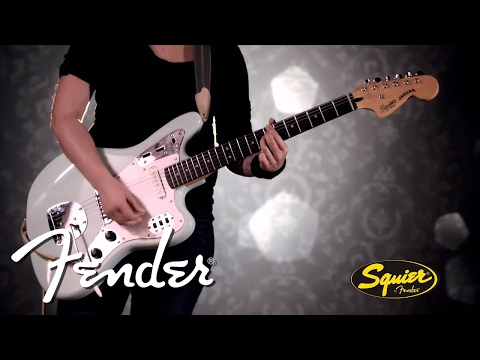 Squier Vintage Modified Jaguar Demo   Fender