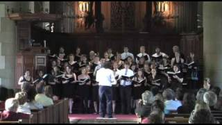 Connecticut College Chamber Choir - Agnus Dei (Thomas Morley)
