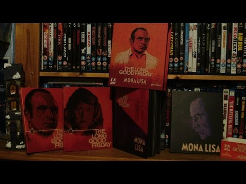 THE LONG GOOD FRIDAY/MONA LISA ARROW UK LIMITE EDITION UNBOXING