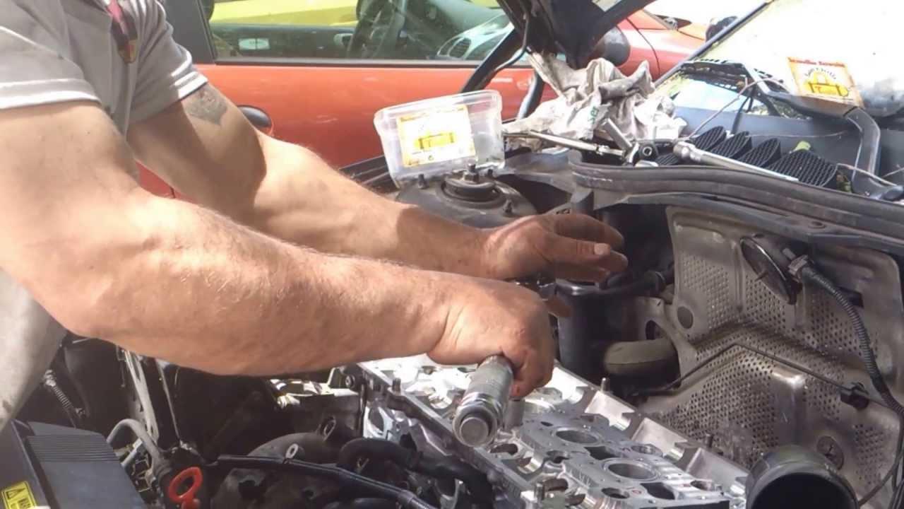 Volvo C70 Reparacion Culata