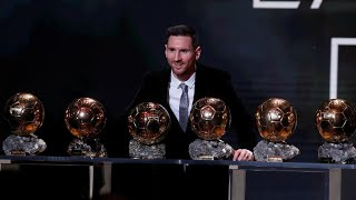 Messi, Rapinoe Take Ballon D'or For World's Best Footballers 2019